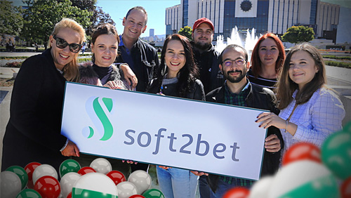 Soft2Bet opens an executive management and operations office in Sofia, Bulgaria
