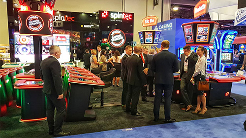 Spintec with one key goal in mind for G2E Las Vegas