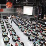 WSOP Circuit Horseshoe Hammond draws huge field