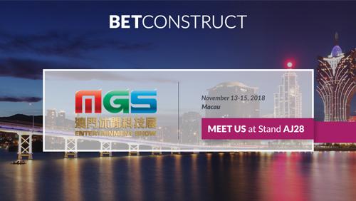 BetConstruct shares insights into its online casino setup at Macau Gaming Show