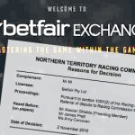 Betfair Australasia ordered to refund $150k to problem gambler