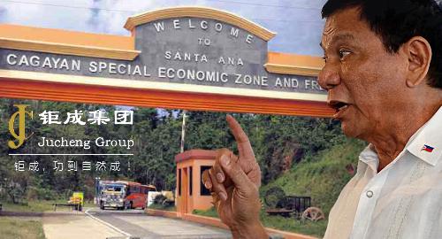 Will Duterte allow Chinese casino in Cagayan Economic Zone?