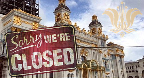 """Imperial Pacific shuts casino """"until further notice"""" after storm"""