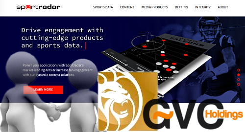 MGM GVC Interactive inks betting data deal with Sportradar