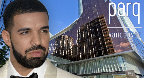 Parq Vancouver casino denies Drake's 'profiling' claim