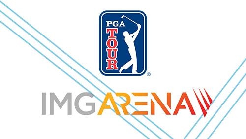 PGA tour announces IMG Arena as data distributor