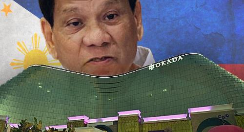 Philippine online gambling bust; Duterte warns gambling cops