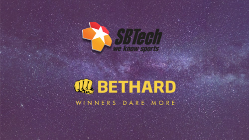 SBTech signs five-year sportsbook extension with betting powerhouse Bethard