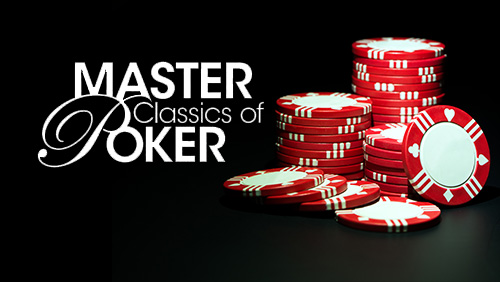 Dutch Tv Star Wins Master Classics Of Poker Irish Open Schedule Out