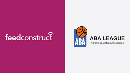FeedConstruct arrives with another sports content provider, ABA League