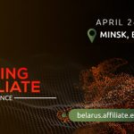 For the first time ever in Belarus – Minsk iGaming Affiliate Conference – event for affiliates, gambling operators, and SEO specialists