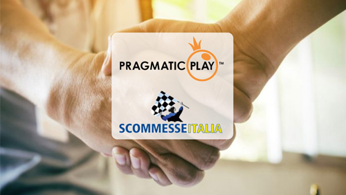Pragmatic Play signs deal with Scommesse Italia