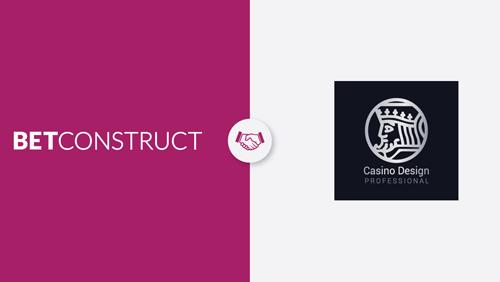 BetConstruct cooperates with CasinoDesignPro