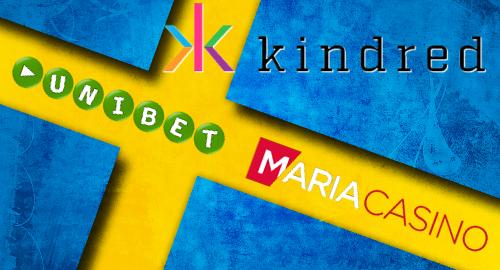 Kindred Group gambling brands Sweden's 2nd biggest advertiser