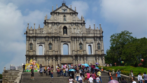 Macau visitation on the rise