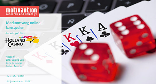Netherlands' online gambling participation up 20% in two years
