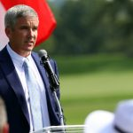 PGA commissioner welcomes sports gambling with open arms