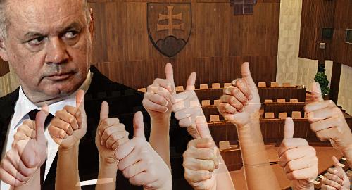 Slovakia's parliament overrides President's gambling law veto