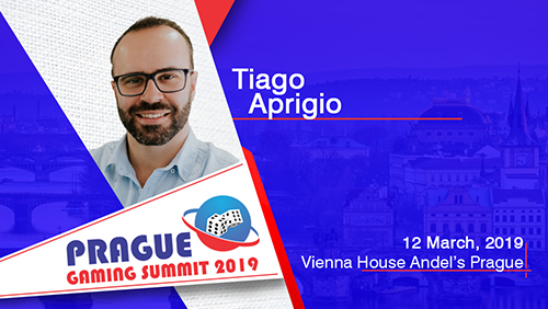 Tiago Aprigio to moderate the Marketing & Innovation panel discussion at Prague Gaming Summit