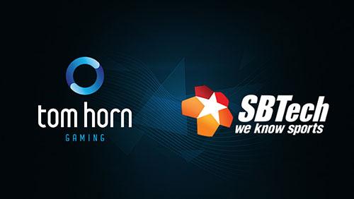 Tom Horn Gaming pens SBTech deal