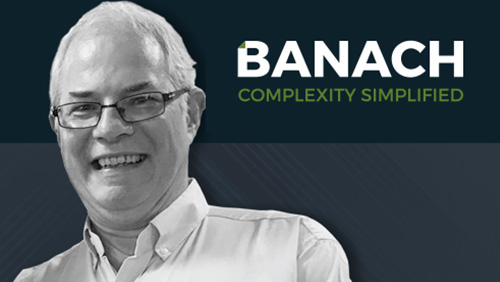 David Brown to join Banach Technology