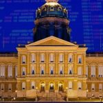 Iowa sports betting bill takes another step closer to law