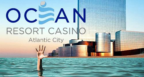 Atlantic City's Ocean Resort Casino lost $22.7m in five months