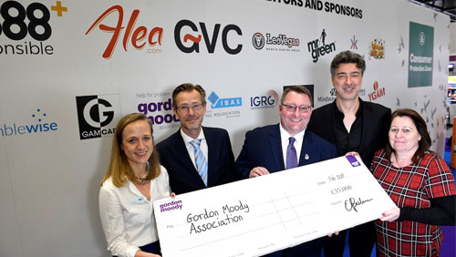 ICE London plays a vital role in helping to drive social responsibility debate, states Gordon Moody Association