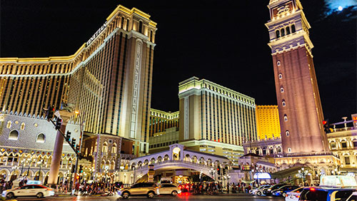 If you have $450K laying around, the Venetian can offer you the world