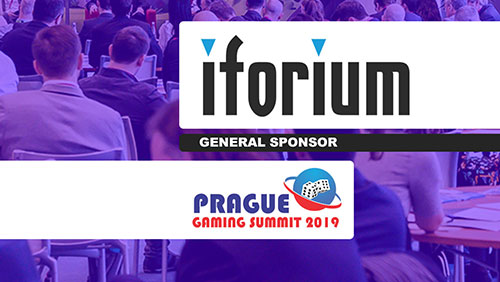 Iforium joins the sponsors list at Prague Gaming Summit 2019