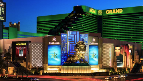 MGM considers swapping some employees for robots