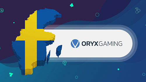 ORYX set for success in Swedish iGaming market