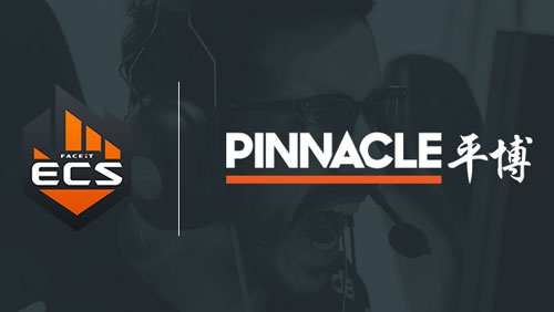 Pinnacle becomes Official Betting Partner for ECS 2019