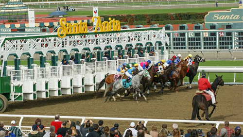 Santa Anita shuts down after rash of horse fatalities