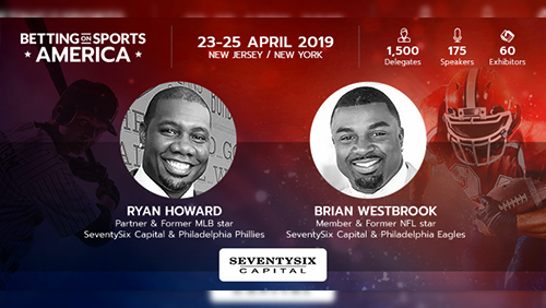 Sports stars Ryan Howard and Brian Westbrook commit to Betting on Sports America