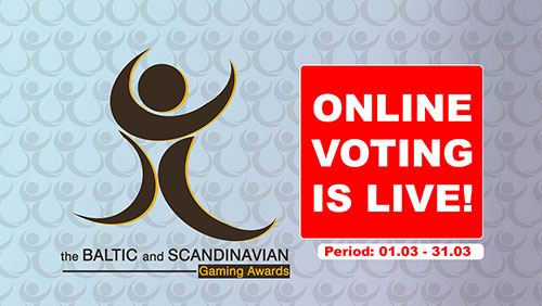 The Online Voting Session for the Baltic and Scandinavian Gaming Awards is now live!