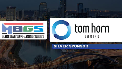 Tom Horn Gaming announced as Silver Sponsor at MARE BALTICUM Gaming Summit 2