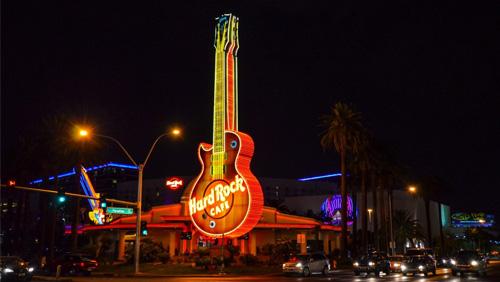 Hard Rock Las Vegas conversion to Virgin property delayed