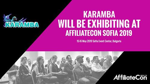 Karamba returning to AffiliateCon Sofia this year