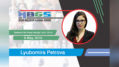 Lyubomira Petrova (Chief Marketing Officer at UltraPlay) to highlight the state of eSports at MARE BALTICUM Gaming Summit 2019