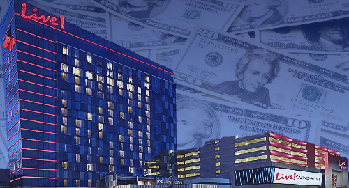 Maryland casinos surge to new revenue record in March