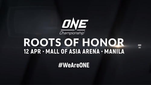 ONE: Roots of honor press conference highlights
