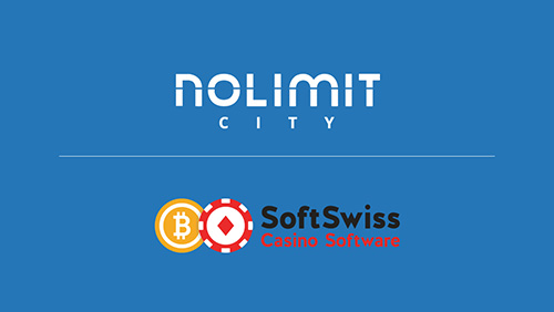 SoftSwiss boosts games portfolio with Nolimit City announcement