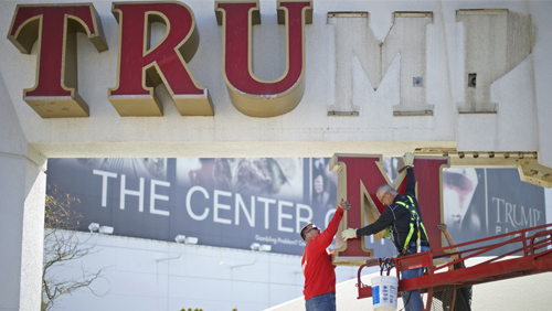 Aftermath of Trump: The remains of dead casinos