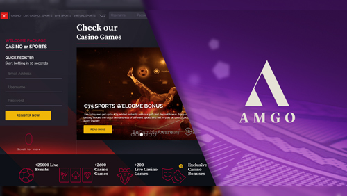 AMGO iGaming AB signs purchase agreement to acquire Jetbull, the EveryMatrix B2C brand
