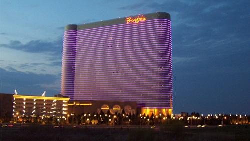 Atlantic City's Borgata goes all in on sports gambling