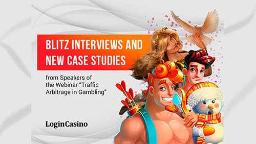 """Blitz interviews and new case studies from speakers of the webinar """"Traffic Arbitrage in Gambling"""""""