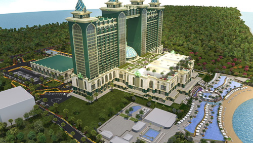 Filinvest reveals more plans for their Emerald Mactan resort