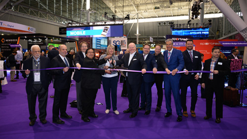 ICE North America, the biggest sports industry gathering in gaming, opens in Boston