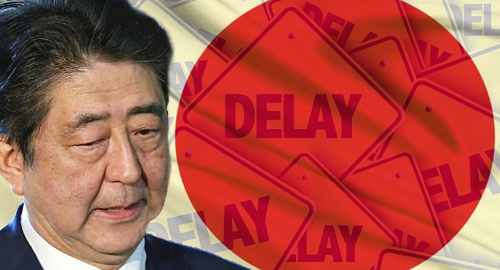 Japan's casino timeline faces new delays over political concerns